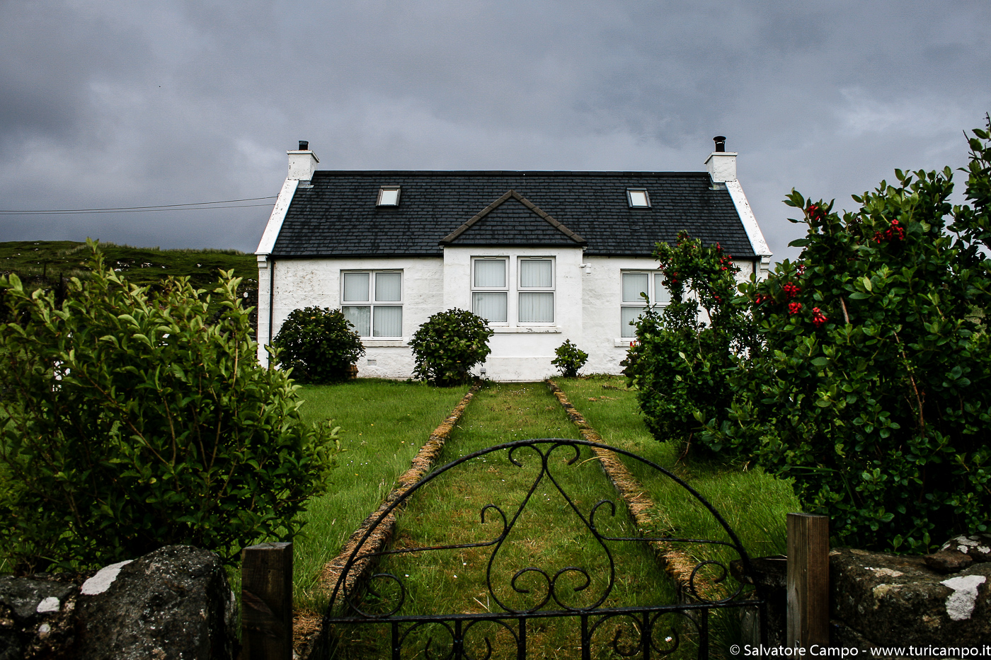Cottage a Staffin-Isola di Skye