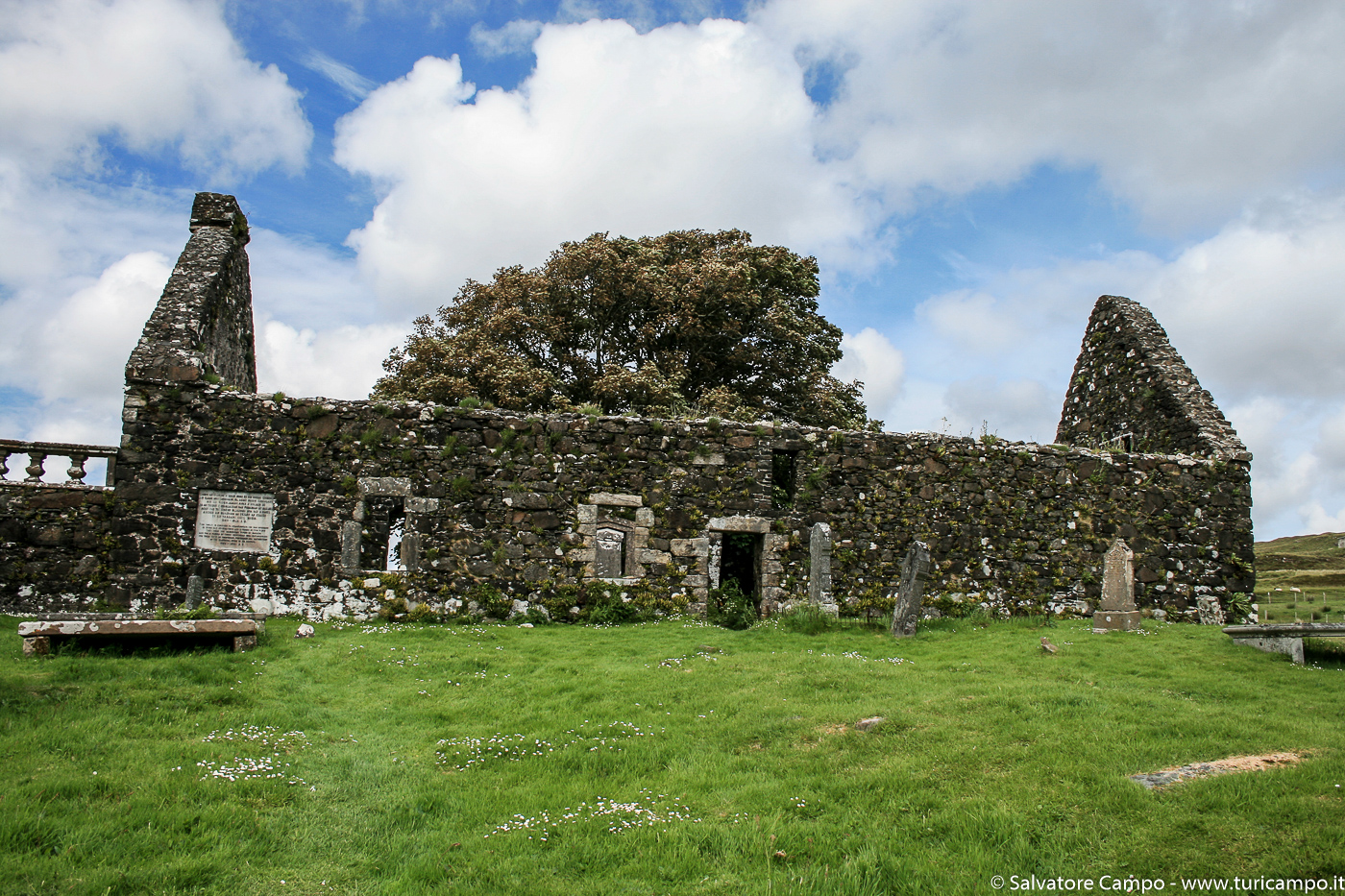 St Mary Church-Dunvegan-Isola di Skye